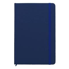 Beležnica Spectrum, A5, 96 listov, črte, modra