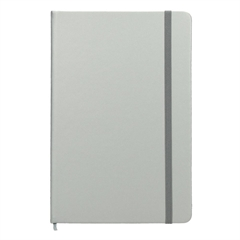 Beležnica Spectrum, A5, 96 listov, črte, siva