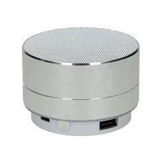 Zvočnik Metal Lux, Bluetooth, siv