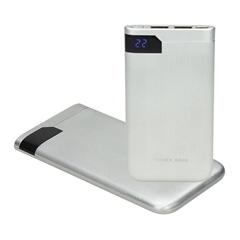 Prenosna baterija (powerbank) Nitro, 5.000 mAh, srebrna