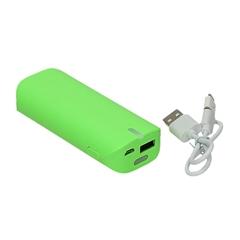 Prenosna baterija (powerbank) Skill, 4.000 mAh, zelena