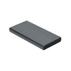 Prenosna baterija (powerbank) Source, 10.000 mAh, temno siva