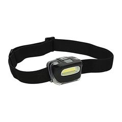 Naglavna svetilka Sprint LED, črna
