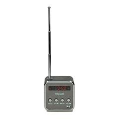 Zvočnik in FM radio Kendal, črni