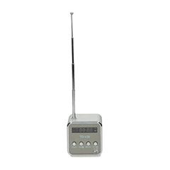 Zvočnik in FM radio Kendal, siva