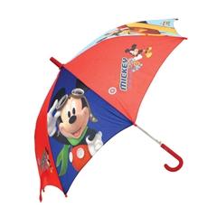 Dežnik Disney Mickey Mouse, s plastičnim ročajem