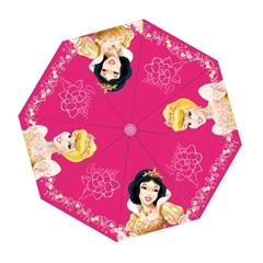 Dežnik Disney Princess, s plastičnim ročajem
