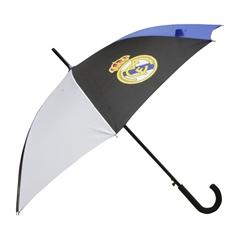 Dežnik Real Madrid, z gumijastim ročajem