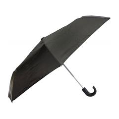 Zložljiv dežnik Favn, črn