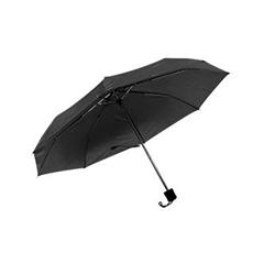 Zložljiv dežnik Midas, črn