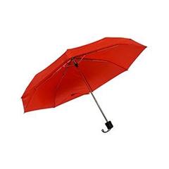 Zložljiv dežnik Midas, rdeč