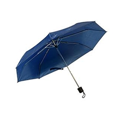 Zložljiv dežnik Midas, moder