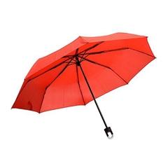 Zložljiv dežnik Silas, rdeč
