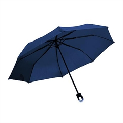 Zložljiv dežnik Silas, moder