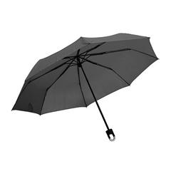Zložljiv dežnik Silas, siv