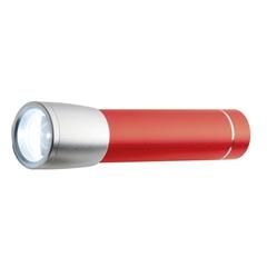 Prenosna LED svetilka Energy, rdeča