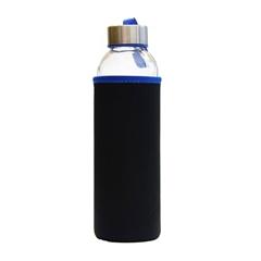 Steklenica Stream za vodo, 500 ml, črno modra