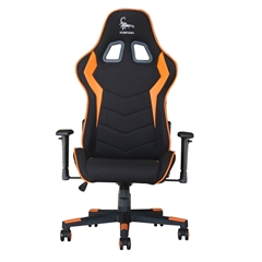 Gaming stol Gembird Scorpion, oranžen