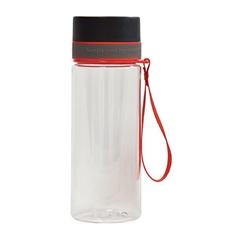 Plastenka za pitje Oxygen, 630 ml, rdeča