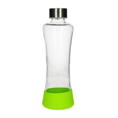 Steklenica Flow, 550 ml, zelena