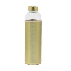 Steklenica Platinum, 600 ml, zlata