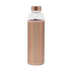 Steklenica Platinum, 600 ml, roza