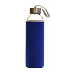 Steklenica Stream Color, 500 ml, modra