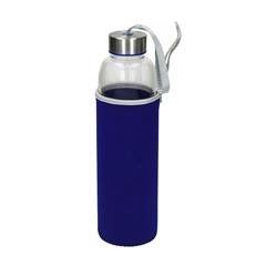 Steklenica Wave, 600 ml, modra (8515705)