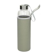 Steklenica Wave, 600 ml, siva