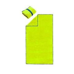 Brisača Active BIG, 80 x 160 cm, rumena