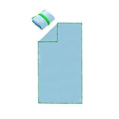 Brisača Active BIG, 80 x 160 cm, modra