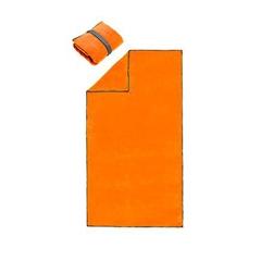 Brisača Active BIG, 80 x 160 cm, oranžna