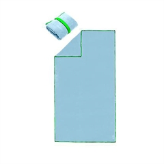 Brisača Active BIG, 70 x 140 cm, modra