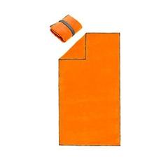 Brisača Active BIG, 70 x 140 cm, oranžna