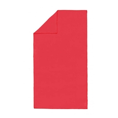 Brisača Active SOLID 100 x 180 cm, rdeča