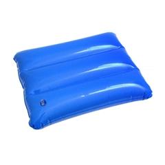 Napihljiva blazina 35 x 30 cm, modra