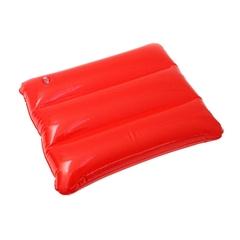 Napihljiva blazina 35 x 30 cm, rdeča