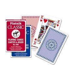 Karte Piatnik Classic Bridge-Poker no.1300