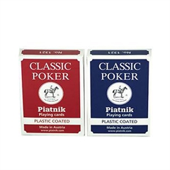 Karte Piatnik Classic Poker no.1321