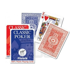 Karte Piatnik Poker Jumbo no.1360