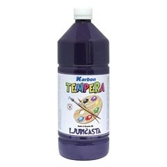 Tempera barva Karbon, vijolična, 1 L
