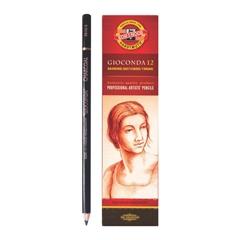 Oglje v svinčniku Koh-i-noor Gioconda, 1 kos