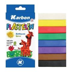 Plastelin Karbon, 8 kosov