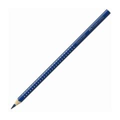 Barvica Faber-Castell Fluo Grip, modra