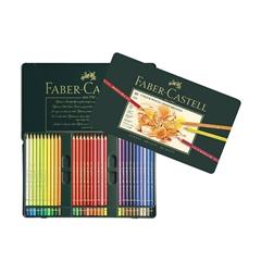 Barvice Faber-Castell Polychromos, 60 kosov