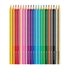 Barvice Faber-Castell Sparkle, 20 kosov
