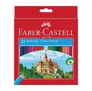 Barvice Faber-Castell, Grad, 24 kosov