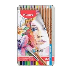 Akvarelne barvice Maped Artists, 12 kosov
