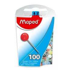 Bucike Maped, barvne, 100 kosov