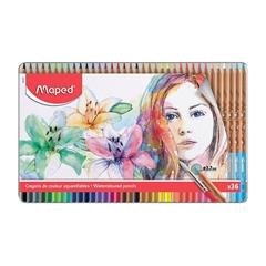 Akvarelne barvice Maped Artists, 36 kosov